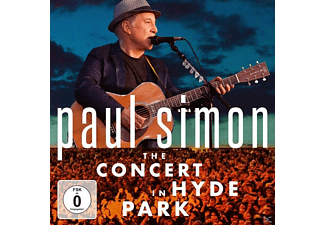 Paul Simon - The Concert in Hyde Park - (CD + Blu-ray Disc)