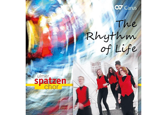 Ulmer Spatzen Chor - The Rhythm of Life - (CD)