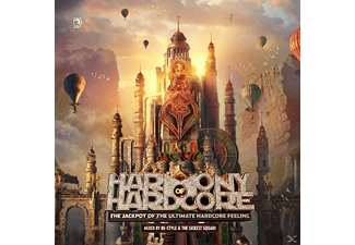 VARIOUS - Harmony Of Hardcore 2017 - (CD)
