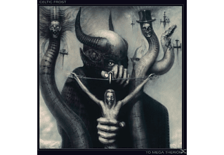 Celtic Frost - To Mega Therion (Deluxe Edition) - (CD)