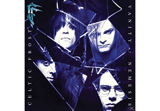 Celtic Frost - Vanity/Nemesis (Deluxe Edition) - (CD)