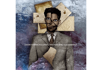 Gavin Harrison - The Man Who Sold Himself - (CD)