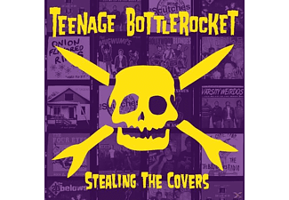 Teenage Bottlerocket - Stealing The Covers - (CD)