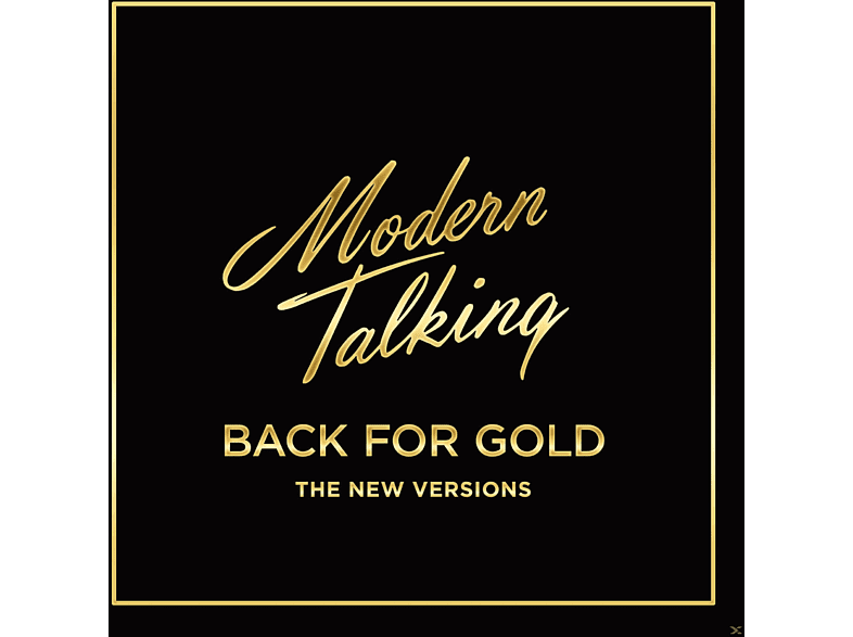 Modern Talking - Back for Gold [Vinyl]