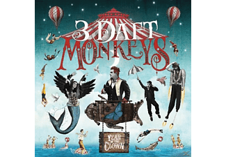 Three Daft Monkeys - Year Of The Clown - (CD)