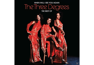 The Three Degrees - When Will I See You Again - (CD)