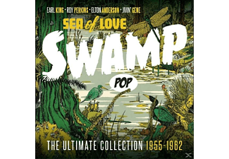 VARIOUS - Swamp Pop-Sea Of Love - (CD)
