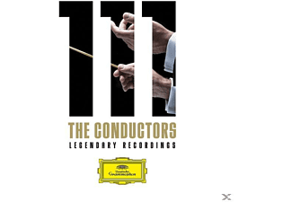 Böhm/Rattle/Thielemann/+ - 111 The Conductors - (CD)