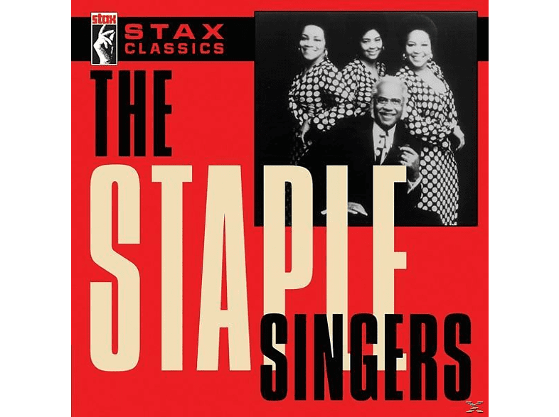 The Staple Singers - Stax Classics [CD]