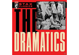 The Dramatics - Stax Classics - (CD)