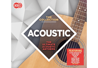 VARIOUS - Acoustic:The Collection - (CD)