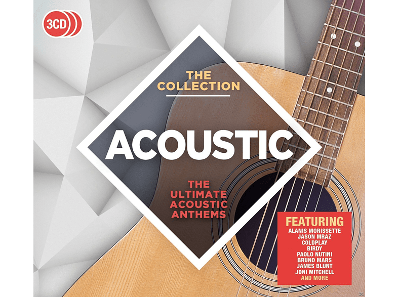 VARIOUS - Acoustic:The Collection [CD]