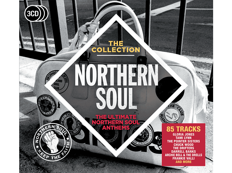 VARIOUS - Northern Soul - The Collection [CD]
