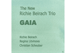 The New Richie Beirach Trio - Gaia - (CD)