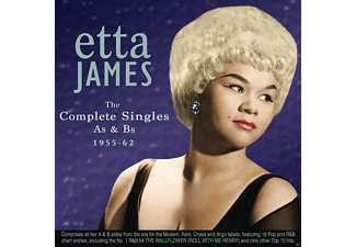 James Etta - The Complete Singles As & Bs 1955-62 - (CD)