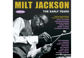Milt Jackson - The Early Years 1945-52 - (CD)