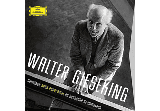 Walter Gieseking - Complete Bach Recordings - (CD)