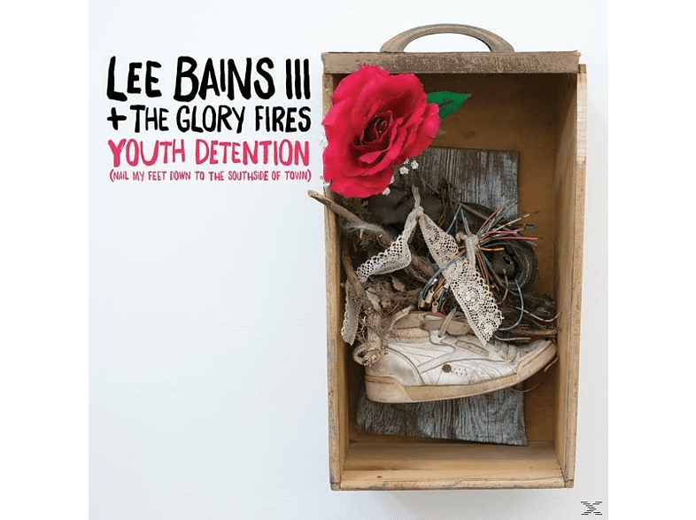The Glory Fires, Lee Bains Iii - YOUTH DETENTION [CD]