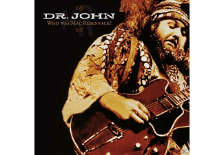 Dr. John - Who Was Mac Rebenack? - (CD)