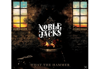 Noble Jacks - WHAT THE HAMMER - (CD)