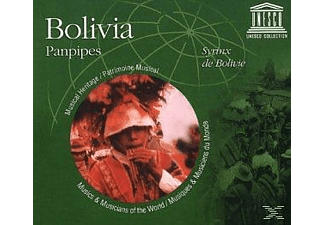 Various - UNESCO COLLECTION (BOLIVIEN) - (CD)