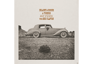 Delaney & Bonnie & Friends - On Tour With Eric Clapton - (CD)