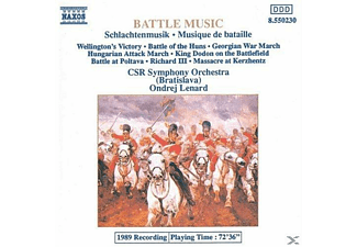 CSR Symphony Orchestra - Battle Music - (CD)