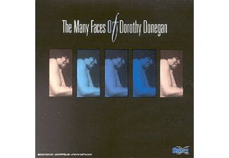 Dorothy Donegan - The Many Faces Of - (CD)