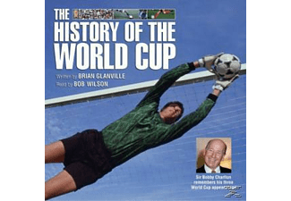 Brian Glanville - The History Of The World Cup - (CD)