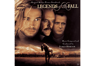 James Horner - Legends Of The Fall [CD]