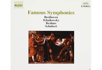 CSR Symphony Orchestra, Zagreb Philharmonic Orchestra, Polish National Radio Symphony Orchestra (katowice), BRT Philharmonic Orchestra, Brüssel, Failoni Orchestra - Famous Symphonies - (CD)
