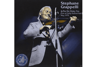 Stéphane Grappelli - Live At Corby Festival Hall, May 1975 - (CD)