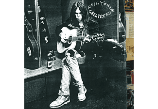 Neil Young - Greatest Hits - (CD + DVD Audio)