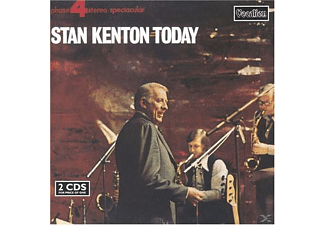 Stan Kenton - Today - Live In London 1972 - (CD)