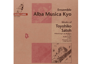 Ensemble Alba Musica Kyo - Works of Toyohiko Satoh Vol.1 - (CD)