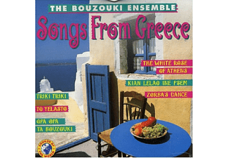 The Bouzouki Ensemble - Songs From Greece - (CD)