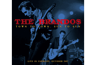 The Brandos - Live In Germany-Town To Town,Sun To Sun [CD + DVD Video]