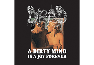 Dead - A Dirty Mind Is A Joy Forever - (CD)