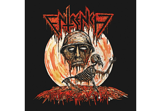 Entrench - Through The Walls Of Flesh - (CD)