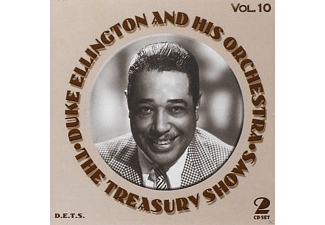 Duke Ellington & His Orchestra - The Treasury Shows 10 - (CD)