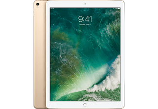 APPLE iPad Pro 12,9 256 GB Cellular - Guld