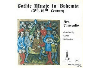 Lukáš Matoušek - GOTHIC MUSIC IN BOHEMIA (13.-1 - (CD)