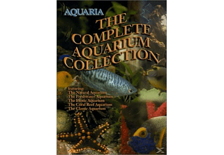Aquaria - The Complete Aquarium - (DVD)