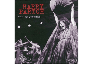 Schell, Garvey, Illinois Musical Ensemble - The Harry Partch Collection Vol.4 - (CD)
