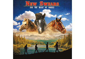 New Swears - And The Magic Of Horses - (Vinyl)