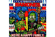 VARIOUS - A Tribute To Ramones: We're A Happy Family [Vinyl]