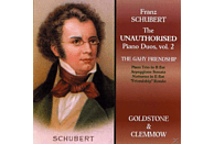 Clemmow - The Unauthorised Piano Duos 2THE GAHY FRIENDSHIP [CD]