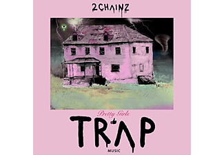 2 Chainz - Pretty Girls Like Trap Music (CD)