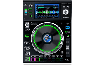 DENON DJ prof. DJ Media Player SC5000 Prime, 7 Zoll Multi-Touch Display
