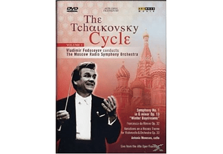 - The Tchaikovsky Cycle - (DVD)